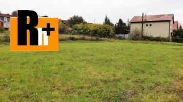 Na predaj pozemok pre bývanie Jánovce -