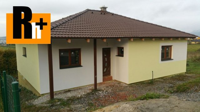 Foto Žilina Gbeľany 4-izbový bungalov rodinný dom na predaj - rezervované