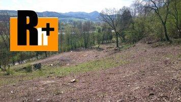 Kotešová zastavané územie obce na predaj pozemok pre bývanie - TOP ponuka