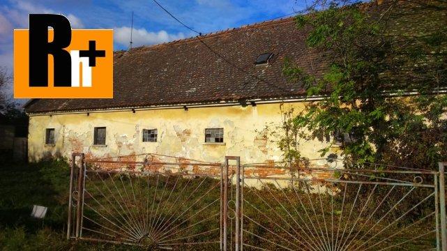 Foto Veľké Bierovce na predaj iný objekt - rezervované