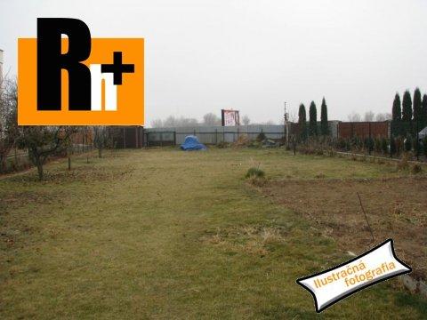 Foto Lieskovany Lieskovany na predaj pozemok pre bývanie