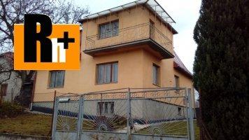 Levoča Staničná rodinný dom na predaj
