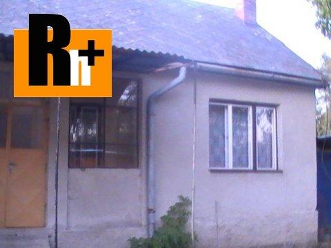 Foto Na predaj rodinný dom Bolešov - rezervované