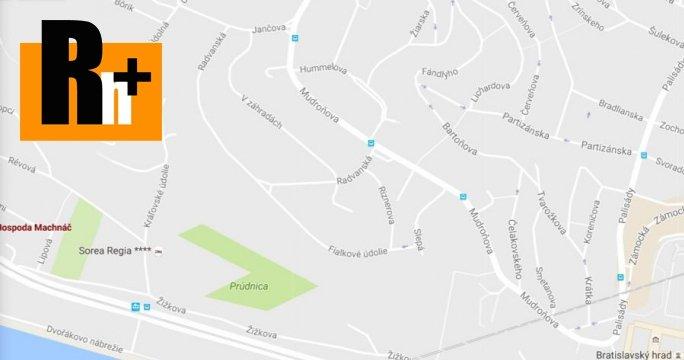 Foto Na predaj pozemok pre bývanie Bratislava-Staré Mesto Vinárky - 1000m2