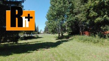 Štrba Tatranská Štrba na predaj pozemok pre bývanie