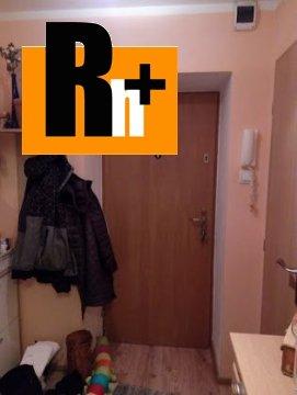 Foto Na predaj Martin 1 izbový byt - s balkónom