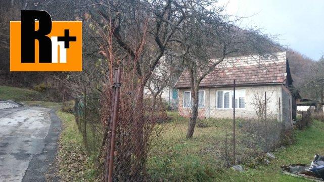 2. obrázok Na predaj vidiecky dom Kľačno - 2 nehnuteľnosti za cenu jednej - znížená cena