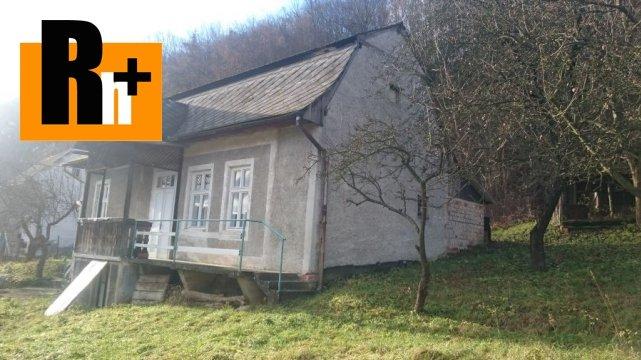 3. obrázok Na predaj vidiecky dom Kľačno - 2 nehnuteľnosti za cenu jednej - znížená cena