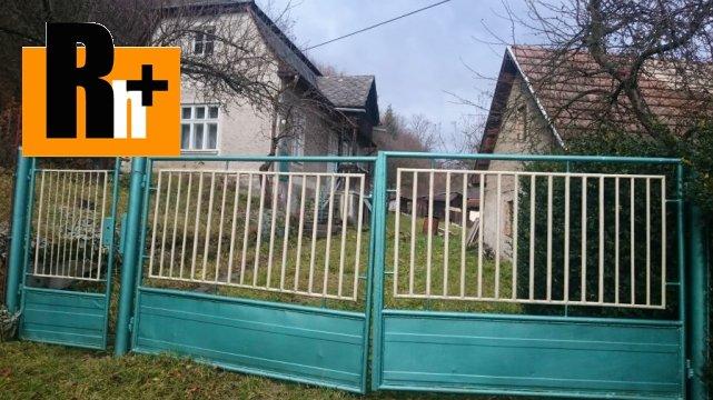 5. obrázok Na predaj vidiecky dom Kľačno - 2 nehnuteľnosti za cenu jednej - znížená cena