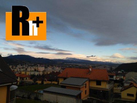 Foto Na predaj 3 izbový byt Banská Bystrica širšie centrum - TOP ponuka