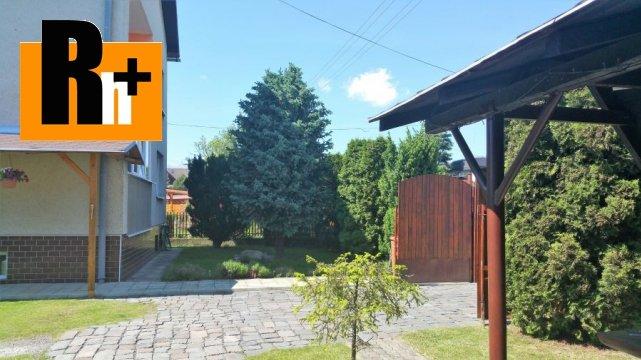 Foto Rodinný dom Veľká Lomnica na predaj - exkluzívne v Rh+