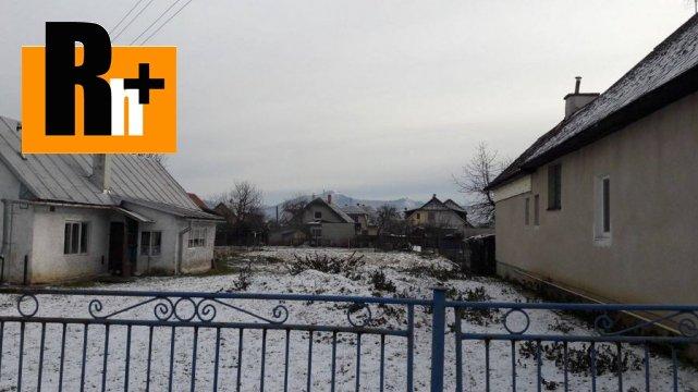Foto Zastavané plochy a nádvoria Kláštor pod Znievom na predaj - exkluzívne v Rh+