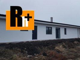 Na predaj Voderady rodinný dom - novostavba