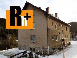 Rudňany 3 izbový byt na predaj - tehlová stavba