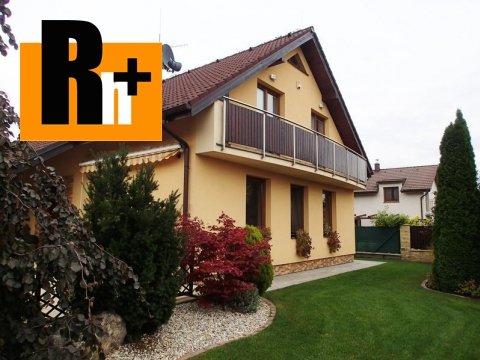 Foto Žilina Teplička nad Váhom rodinná vila na predaj - znížená cena
