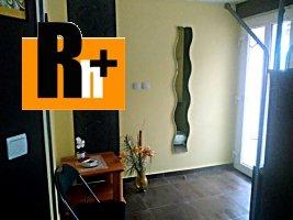 Na predaj Sereď snp 3 izbový byt - tehlová stavba