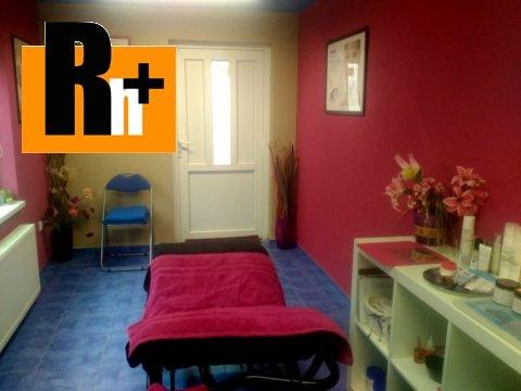 Foto Na predaj obchodné priestory Sereď snp - ihneď k dispozícii