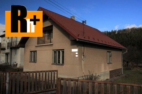 Foto Rodinný dom na predaj Markušovce - ihneď k dispozícii