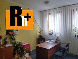 Administratívna budova na predaj Košice-Juh - -