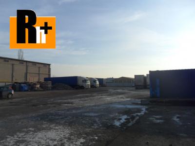 Spevnené plochy Sereď BRATISLAVSKA1 na prenájom - ihneď k dispozícii 5