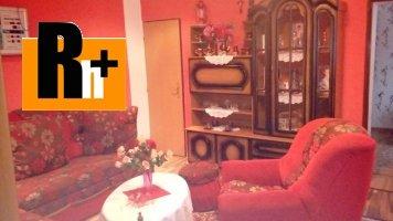 Levoča Hradby rodinný dom na predaj