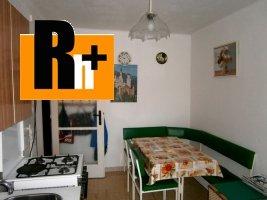 Na predaj Sereď 2 izbový byt - TOP ponuka