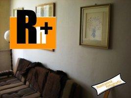 2 izbový byt Sereď Fándlyho na predaj - exkluzívne v Rh+