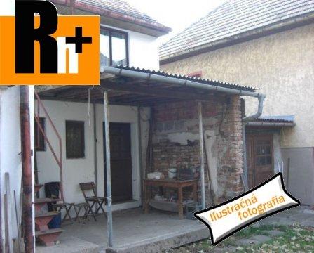 Foto Sklené iný objekt na bývanie a rekreáciu na predaj - TOP ponuka