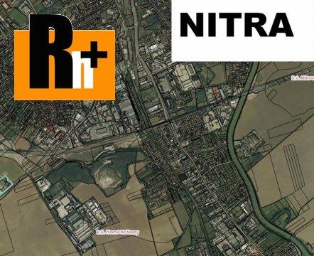 Foto Priemyselný areál na predaj Nitra širšie centrum - exkluzívne v Rh+