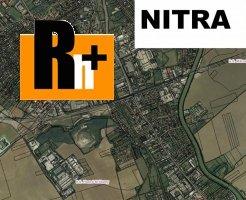 Priemyselný areál na predaj Nitra širšie centrum - exkluzívne v Rh+