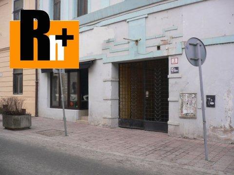 Foto Na predaj Košice-Staré Mesto Kováčska obchodné priestory