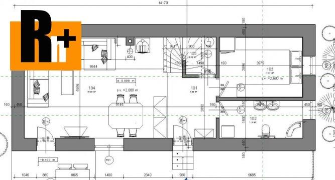 9. obrázok Oslany na predaj rodinný dom - zrekonštruovaný