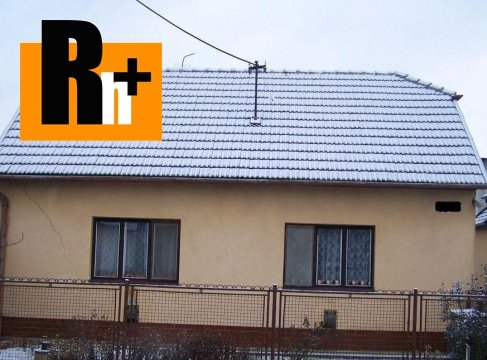 Foto Trenčín Opatová na predaj rodinný dom