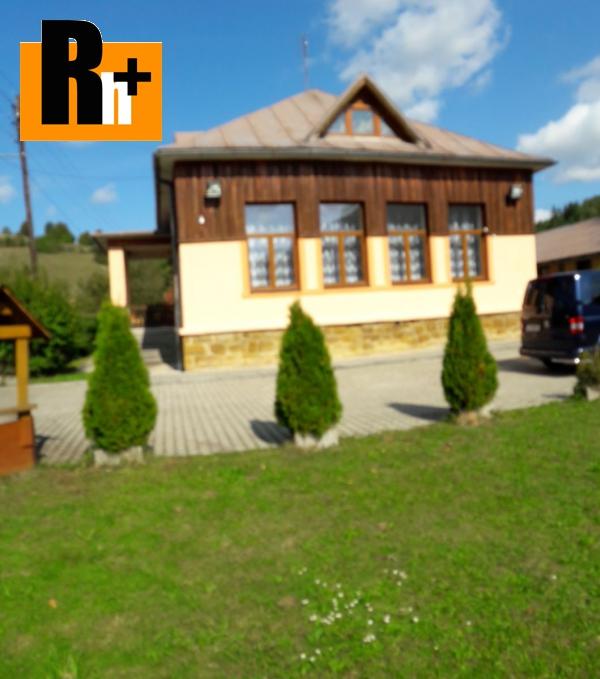 Foto Lysá pod Makytou Dešná rodinný dom na predaj - exkluzívne v Rh+