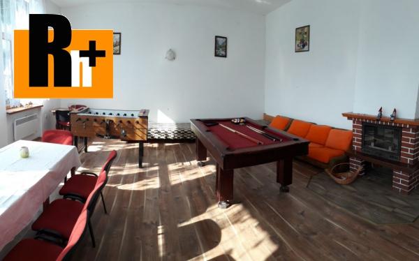 20. obrázok Lysá pod Makytou Dešná rodinný dom na predaj - exkluzívne v Rh+