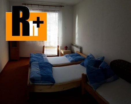 24. obrázok Lysá pod Makytou Dešná rodinný dom na predaj - exkluzívne v Rh+
