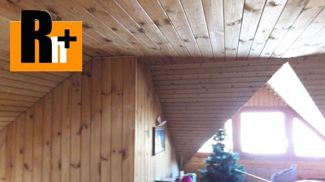 34. obrázok Lysá pod Makytou Dešná rodinný dom na predaj - exkluzívne v Rh+