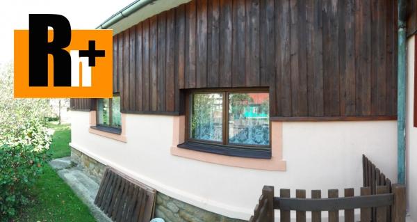 39. obrázok Lysá pod Makytou Dešná rodinný dom na predaj - exkluzívne v Rh+