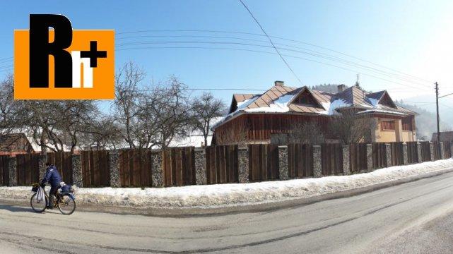 4. obrázok Lysá pod Makytou Dešná rodinný dom na predaj - exkluzívne v Rh+