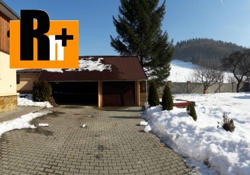 42. obrázok Lysá pod Makytou Dešná rodinný dom na predaj - exkluzívne v Rh+
