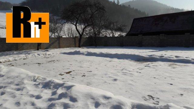 8. obrázok Lysá pod Makytou Dešná rodinný dom na predaj - exkluzívne v Rh+