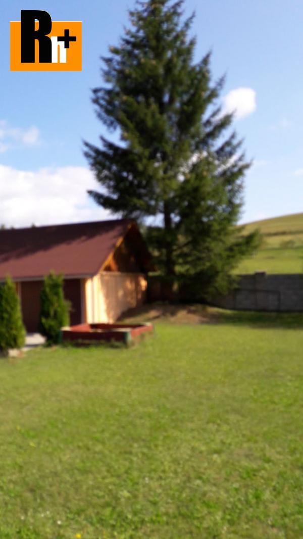 9. obrázok Lysá pod Makytou Dešná rodinný dom na predaj - exkluzívne v Rh+