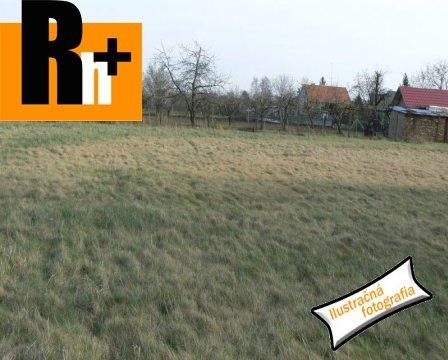 Foto Na predaj Košice-Šaca - pozemok pre bývanie