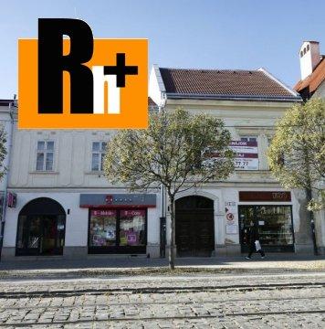 Foto 3 izbový byt na predaj Košice-Staré Mesto Hlavná - mezonet