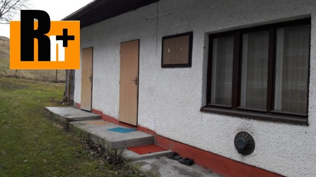Foto Rajecké Teplice Poluvsie na predaj vidiecky dom