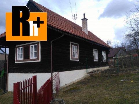 Foto Vidiecky dom Osádka na predaj - TOP ponuka
