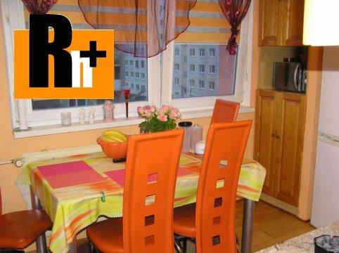 Foto Kežmarok na predaj 4 izbový byt - rezervované