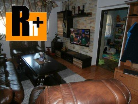 Foto Čierny Brod Heďska na predaj 2 izbový byt - s garážou