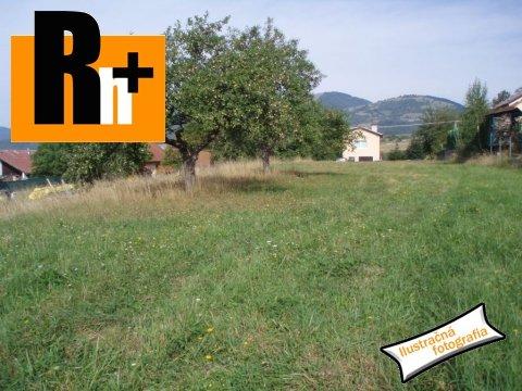 Foto Záhrada na predaj Brezovička - -