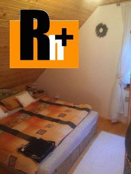 14. obrázok Na predaj Terchová pod Rosutcom chata